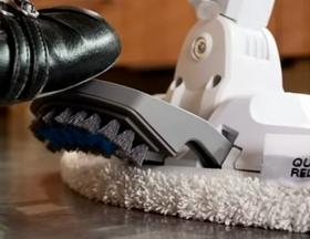 Bissell Powerfresh Steam Mop Scrub Brush