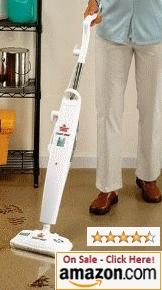 Bissell 1867 Steam Mop Bare Floor Steam Cleaner
