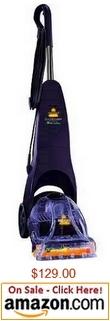 Bissell Quicksteamer Purple 2090