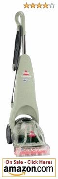 Bissell QuickSteamer Upright Deep Cleaner 1770