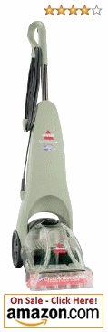 Bissell QuickSteamer Upright Deep Cleaner 1770