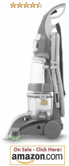Hoover MaxExtract Dual V Carpet Cleaner, Black, F7412900