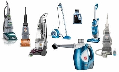Hoover steam cleaners