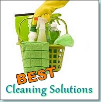 Cleaning solutions banner