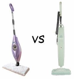 Bissell vs Shark steam mop