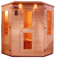 4 Persons Sauna