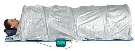 Gizmo Supply Portable Far Infrared Dome Sauna