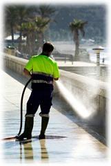 High Pressure Steam Cleaner