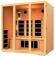 JNH Lifestyles Joyous 4 Person Far Infrared Sauna