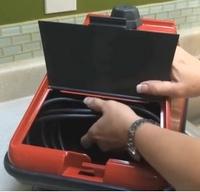 Sargent Storage Compartment