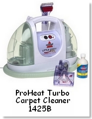 BISSELL Little Green ProHeat Turbo Carpet Cleaner, 1425B